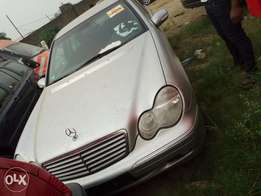 Buy your tokunbo Benz. Only serious buyer call