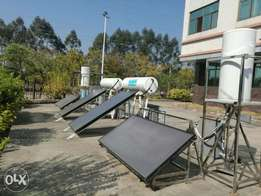 Water solar heater direct from the factory