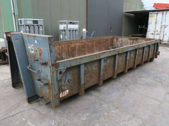 Sale container waste container for  by auction