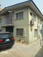 A story building at Allen avenue Ikeja, lagos