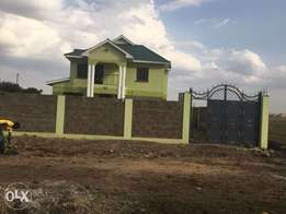 New 4bedroomed Own Compound Mansion