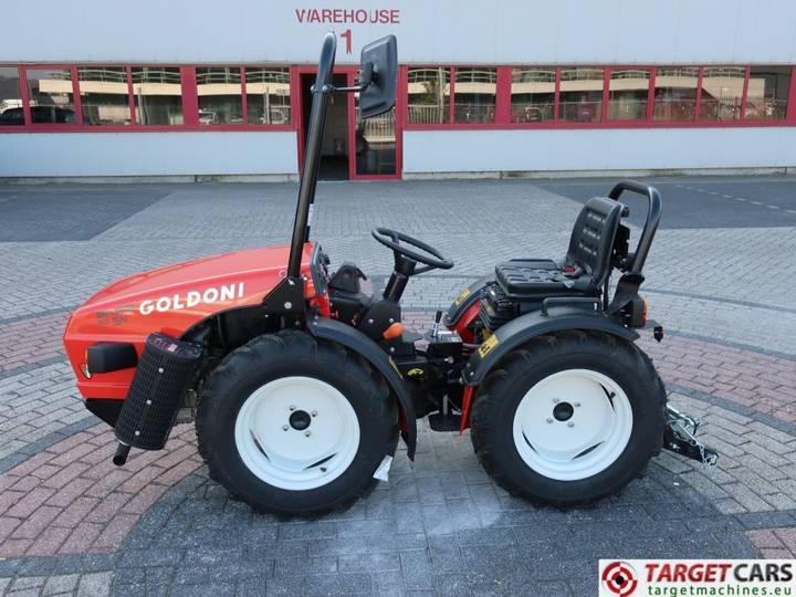 Goldoni Base 20SN Tractor 4WD Diesel 20.4HP NEW UNUSED - image 7