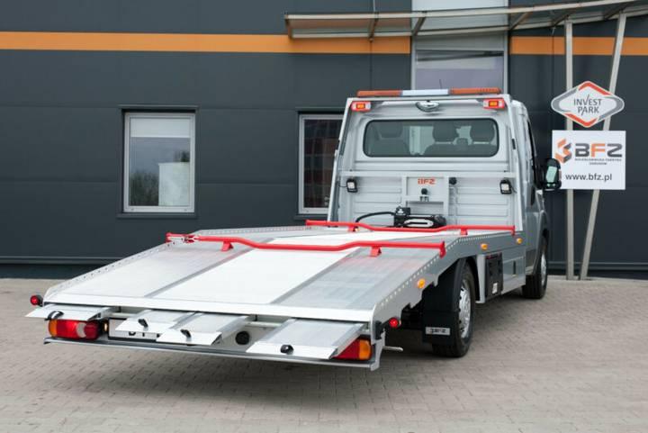 Fiat Aluminium Aufbau BFZ Fahrzeugsysteme - 2019