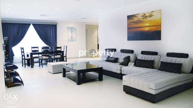 Furnished three bedroom apartment for rent in Fintas, Kuwait الفنطاس -  4