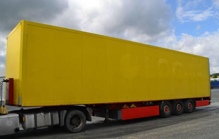 Panav NV35 Koffer mit Rolltor 2 Stück vorhanden - 2012