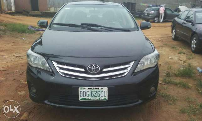 Toyota corola 2010 model first body 4 sale Sagamu - image 1