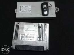 BMW e87 e90 full kit: ECU DME + CAS + key