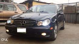 Used C230 Benz SPORT Edition (AMG)