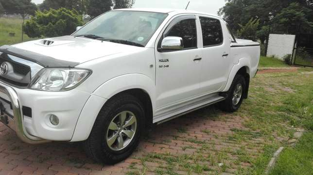 3.0 D4D,a very clean d/c in a mint condition. Midrand - image 8