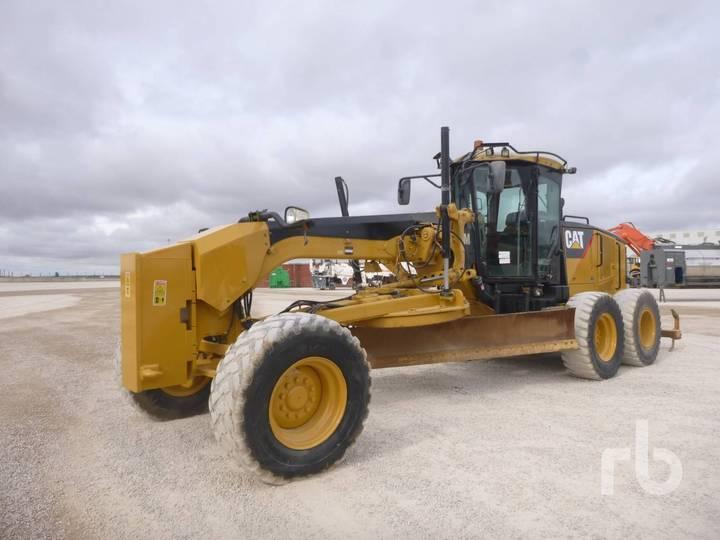 Caterpillar 140M VHP - 2009