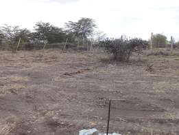 1/8 Plot for sale Kitengela With Title deed