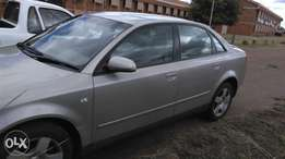 Hello guys, im selling my Audi A4.