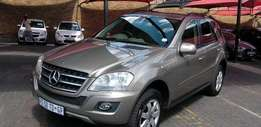 Mercedes benz ML 350 3.5