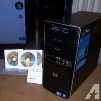 Windows8 64bit HP tower 4gb+ 500gb dvd writer at 21500