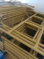 Scaffold forsale more than 40 sets, and other building supplies