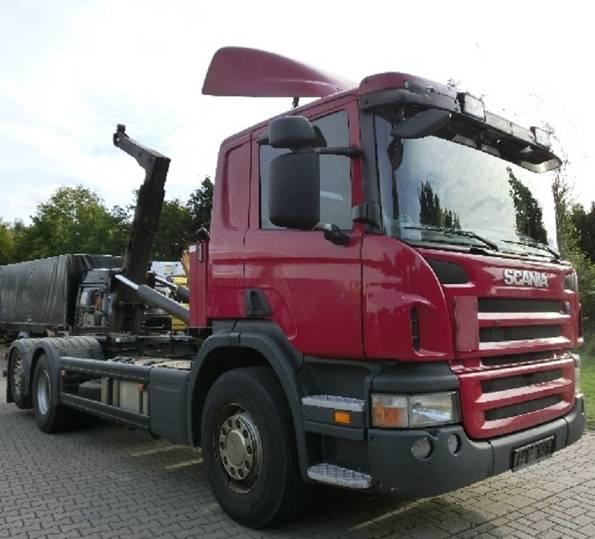 Scania P 380 GANCHO - 2007 - image 2