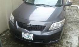 Neat Toyota Corolla 4 Sale in lekki for 2.1m Negotiable