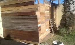 wooden planks take the lot
