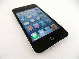 8gb Apple ipod touch 4th Generation (hd camera)