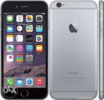 iPhone 6 16gb brand new sealed at 44999,1yr guarantee in shop