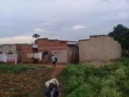 Plot for sale in magamaga