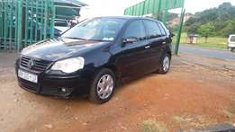 2007 vw polo 1.6 trend for sale