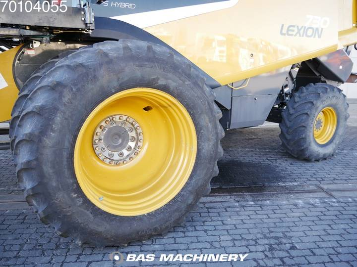 Claas Lexion 730 - 2013 - image 12