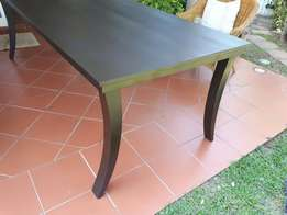 Stunning 10 seater dining table for sale