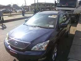 Sharp Lexus RX330 Full Options Tokunbo
