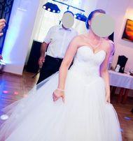 416350fc5e Suknia Ślubna Karina - Suknie ślubne w Śląskie - OLX.pl