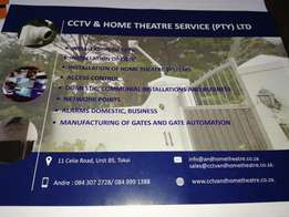 CCTV&Dstv technicians job offered cape town only