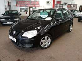 2006 VW Polo 1.6 Comfortline with ONLY 145000kms