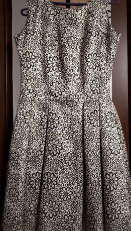 Złota sukienka na sylwestra, bal, studniówkę, wesele 3638