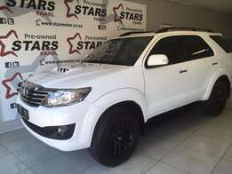 2014 Toyota Fortuner 2.5 D-4D Manual only 70000km For R294950!!