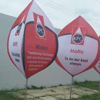 OASIS Advertising Solutions for Indoor and Outdoor needs.