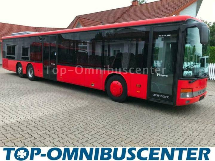 Setra S 319 NF / Euro 3 / 354 PS - 2003