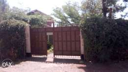 Vacant 4bedroom own compound irresistable Mansionette to let