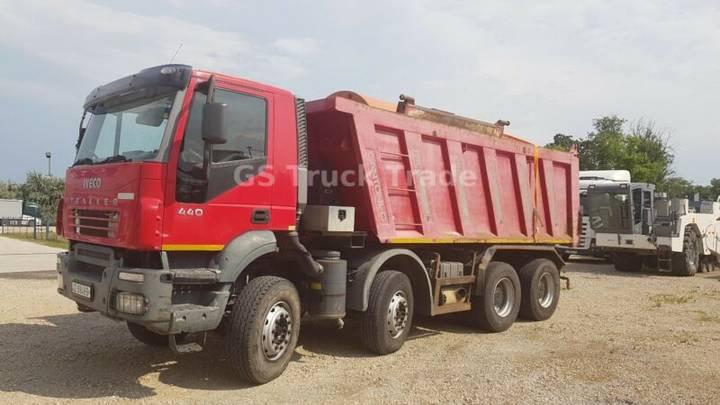 Iveco Trakker AD410T44, 8X4 - 2007