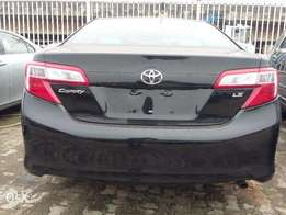 A Clean 2013 Toyota Camry LE
