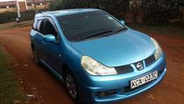 Nissan Wingroad 2007 Asian Owner Quick Sale