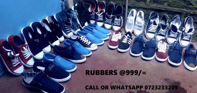 quality and affordable Rubbers shoes Ruaka - image 1