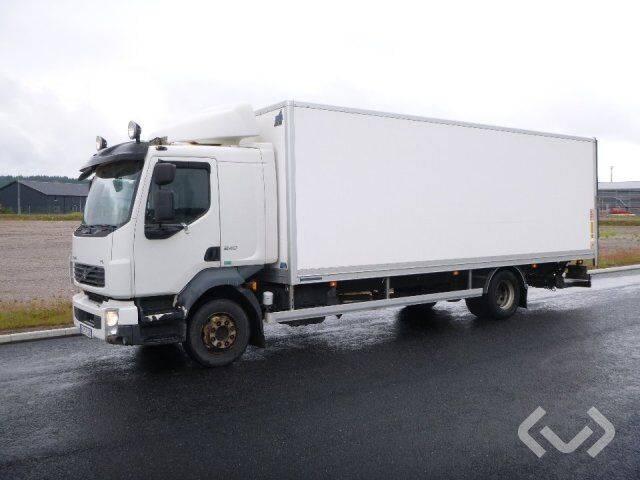 Volvo FL240 4x2 Box (tail lift) - 09 - 2019