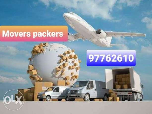 Movers+packers Muscat to dubai