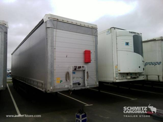 Schmitz Cargobull Semitrailer Rideaux Coulissant Standard - 2018