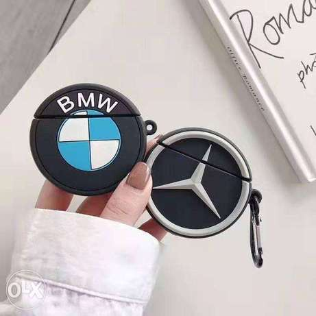 Bmw and mercedes Airpods Case