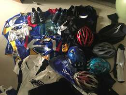 Cycling clothing and accesories top end
