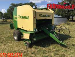 Green Krone RP1550 Round Baler Pre-Owned Implement