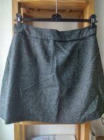 Piękna czarna spódnica Flame 36 Stalowa Wola • OLX.pl