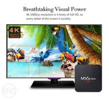MXQ pro android tv box 4 times full hd