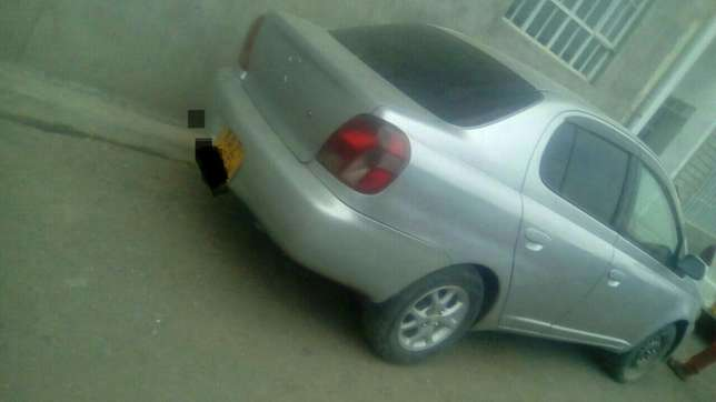 Hi selling Toyota platz buy&drive fully loaded car BuruBuru - image 3